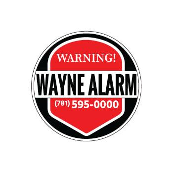 Wayne Alarm logo